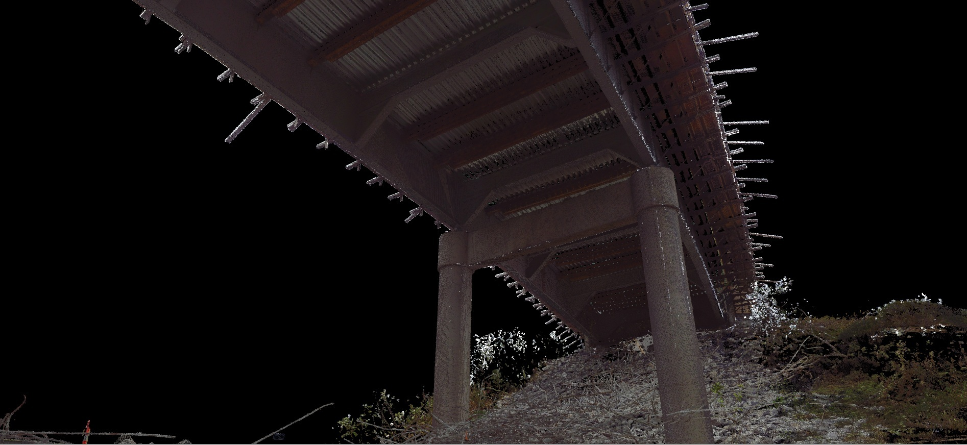 Laser Scanning Bridge